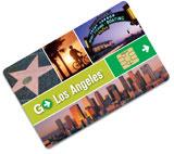 Go Los Angeles Card