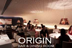 Origin Bar & Dining Room, London, UK: Featured on Southpoint.com