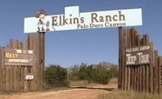 Elkins Ranch, working ranch and Palo Duro attraction