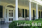 Historic Linden B&B in Natchez, circa 1800, has the famous Gone With the Wind doorway