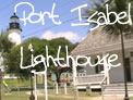 Port Isabel lighthouse is the only remainng original lighthouse on the Texas coast open to the public