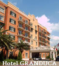 The Hotel Granduca in Houston exudes a classic Italian elegance unparalleled