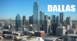 Dallas, bustling with activity and attractions to see