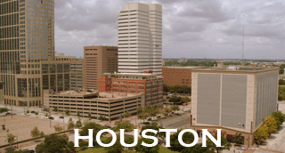 Houston, the dynamic city with a big heart