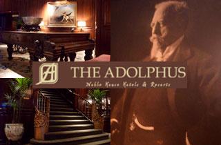The Adolphus, a grand Dallas hotel