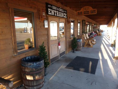 Willie's Place at Carl's Corner, Texas