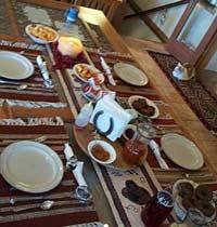A feast awaits..