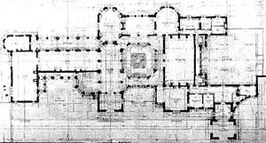 Original design of the Biltmore