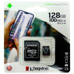 Memoria MicroSD Kingston MEMORIAMSD 128GB CLASE 10