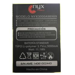 bateria NYXNYX3000A98X69