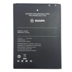 bateria ZUUMULTRA