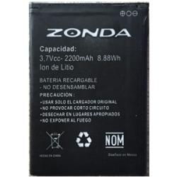 bateria ZondaZONDA