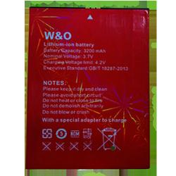 bateria W&OW&O 3200 MAH