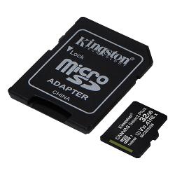 Memoria MicroSD Kingston32 GB Clase 10