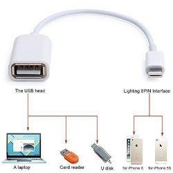 cable CelularyaOTG IPHONE