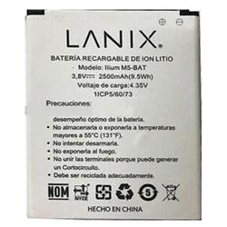 bateria LanixM5