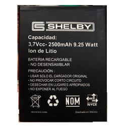 bateria ZondaSHELBY