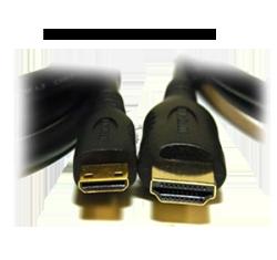 cable CelularyaHDMI Mini