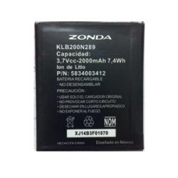 bateria ZondaKLB200N289