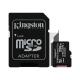 Memoria MicroSD Kingston 256 GB CANVAS SELECT PLUS