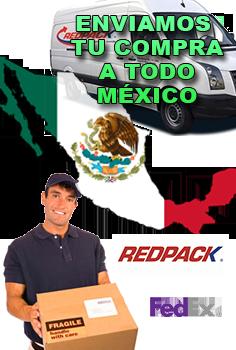 Envíamos tu compra a todo México