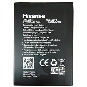 bateria HisenseLIW37200X