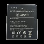bateria ZUUMZUUM