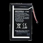 bateria MotorolaFT40