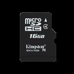 Memoria MicroSD Kingston  16 GB Clase 4
