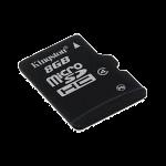 Memoria MicroSD Kingston  8 GB Clase 4
