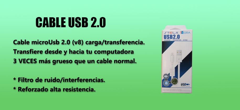 STELA microUsb CAB031-B