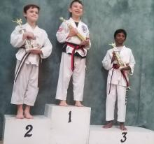 US Tae Kwon Do College champions.